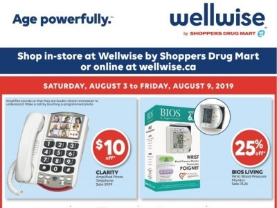 Wellwise by Shoppers Drug Mart in Cachet Centre (Markham