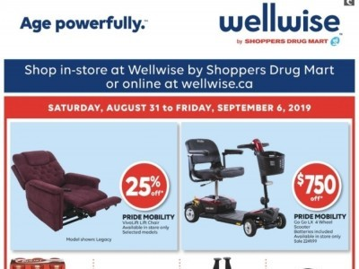 WellWise by Shoppers Drug Mart stores in Canada - Locations
