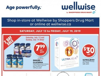 WellWise by Shoppers Drug Mart in Belleville (Ontario, Canada
