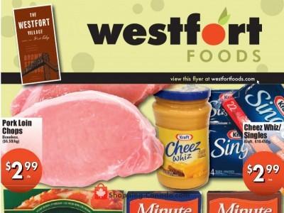 Westfort Foods Flyer Thumbnail