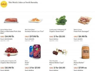 Whole Foods Market Flyer Thumbnail