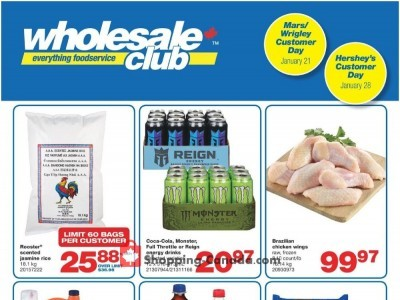 Wholesale Club Flyer Thumbnail