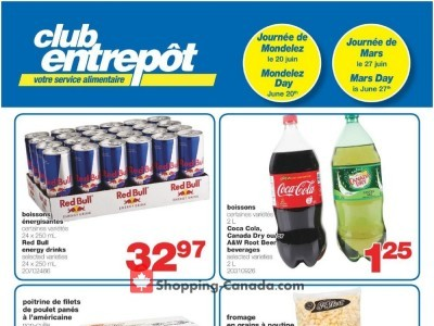 Wholesale Club Outdated Flyer Thumbnail