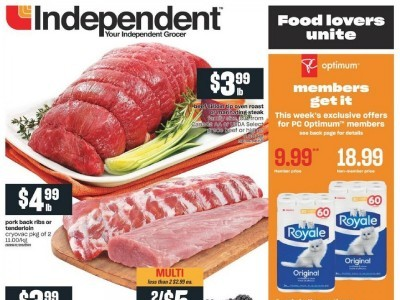 Your Independent Grocer Outdated Flyer Thumbnail