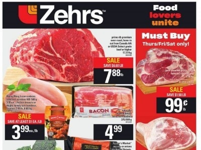 Zehrs Outdated Flyer Thumbnail