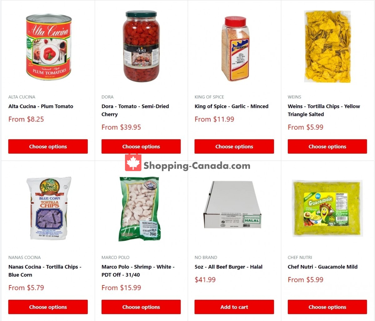 Flyer A1 Cash And Carry Canada - from Saturday May 1, 2021 to Friday May 7, 2021