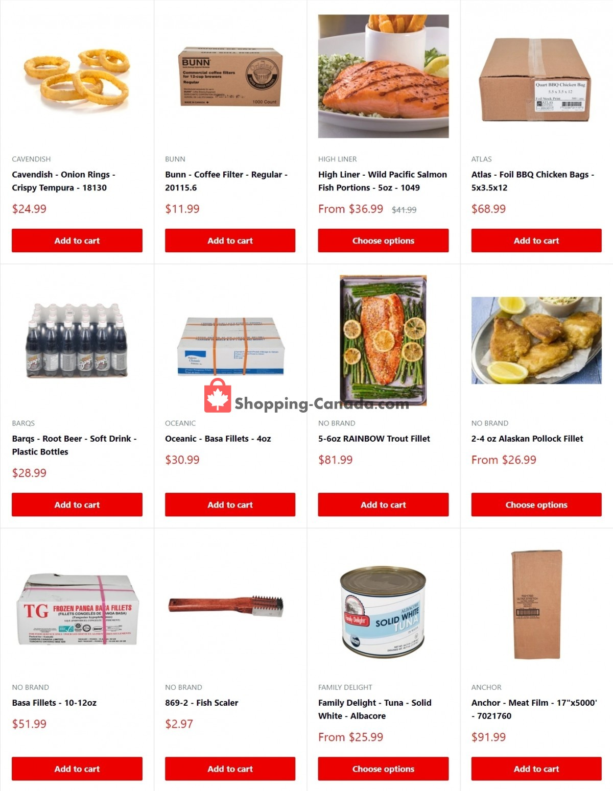 Flyer A1 Cash And Carry Canada - from Friday June 4, 2021 to Thursday June 10, 2021