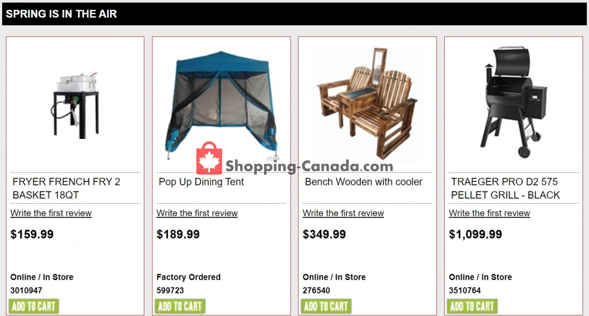 Flyer Ace Hardware Canada - from Monday April 26, 2021 to Sunday May 2, 2021