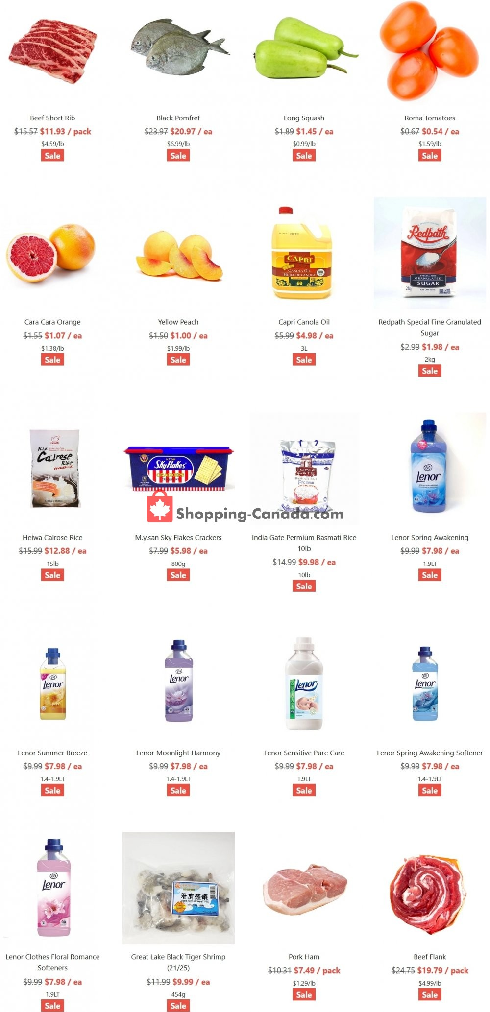 Flyer Al Premium Food Mart Canada - from Thursday January 14, 2021 to Wednesday January 20, 2021