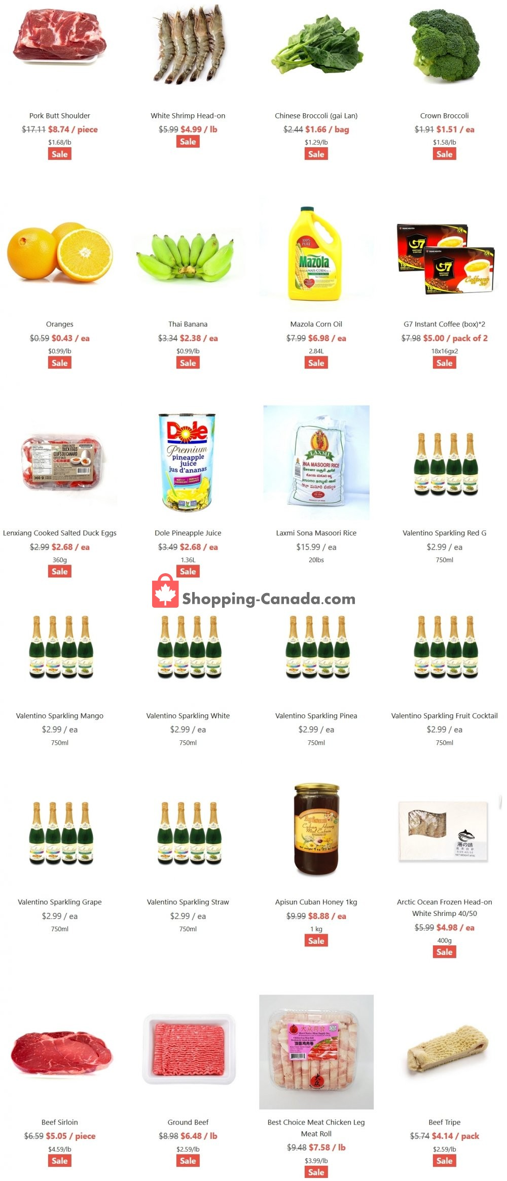 Flyer Al Premium Food Mart Canada - from Thursday January 21, 2021 to Wednesday January 27, 2021