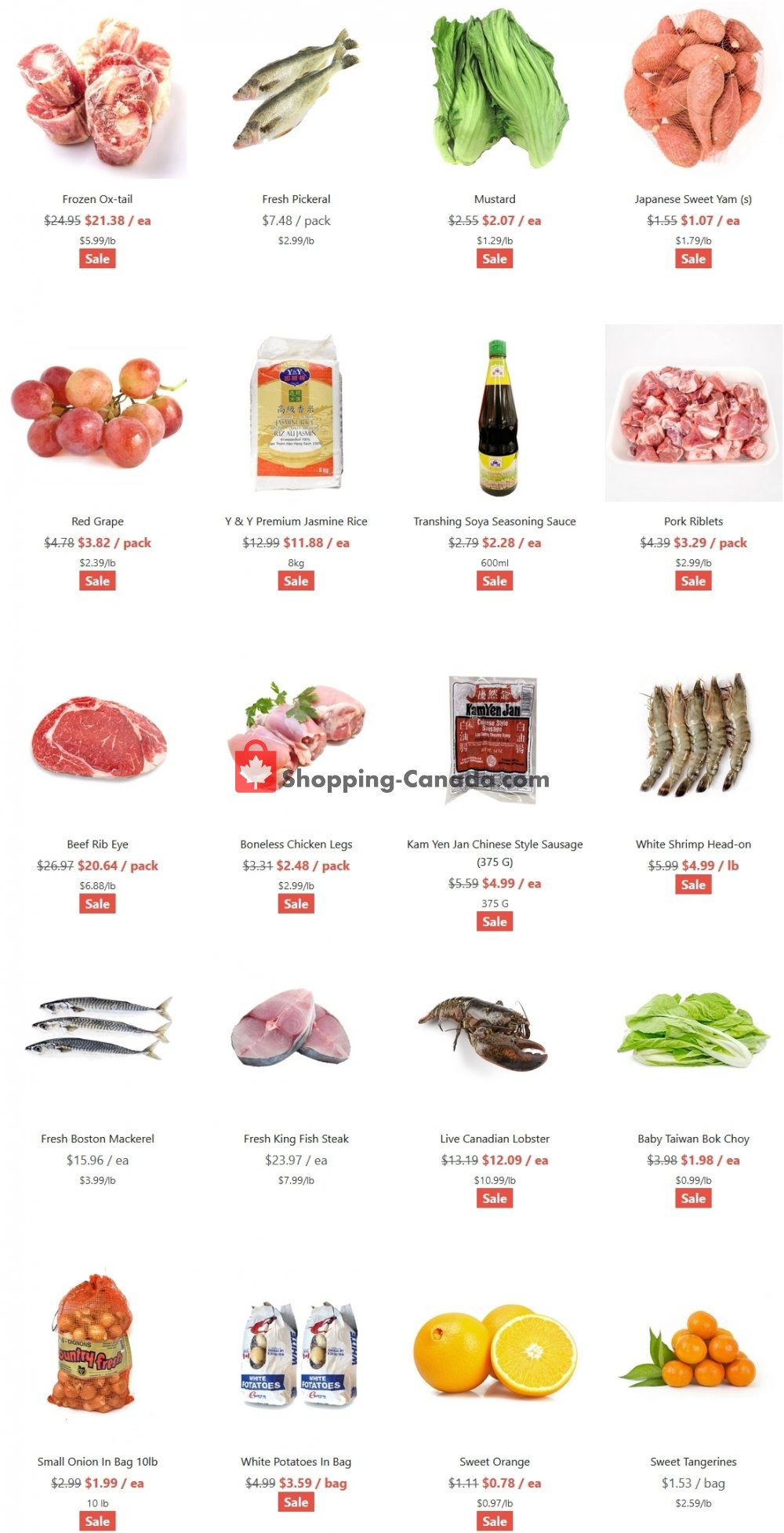 Flyer Al Premium Food Mart Canada - from Thursday December 24, 2020 to Wednesday December 30, 2020