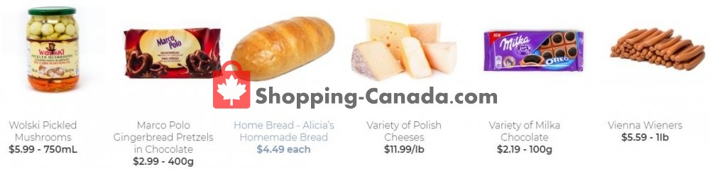 Flyer Alicia's Fine Foods Canada - from Friday March 1, 2019 to Sunday March 31, 2019