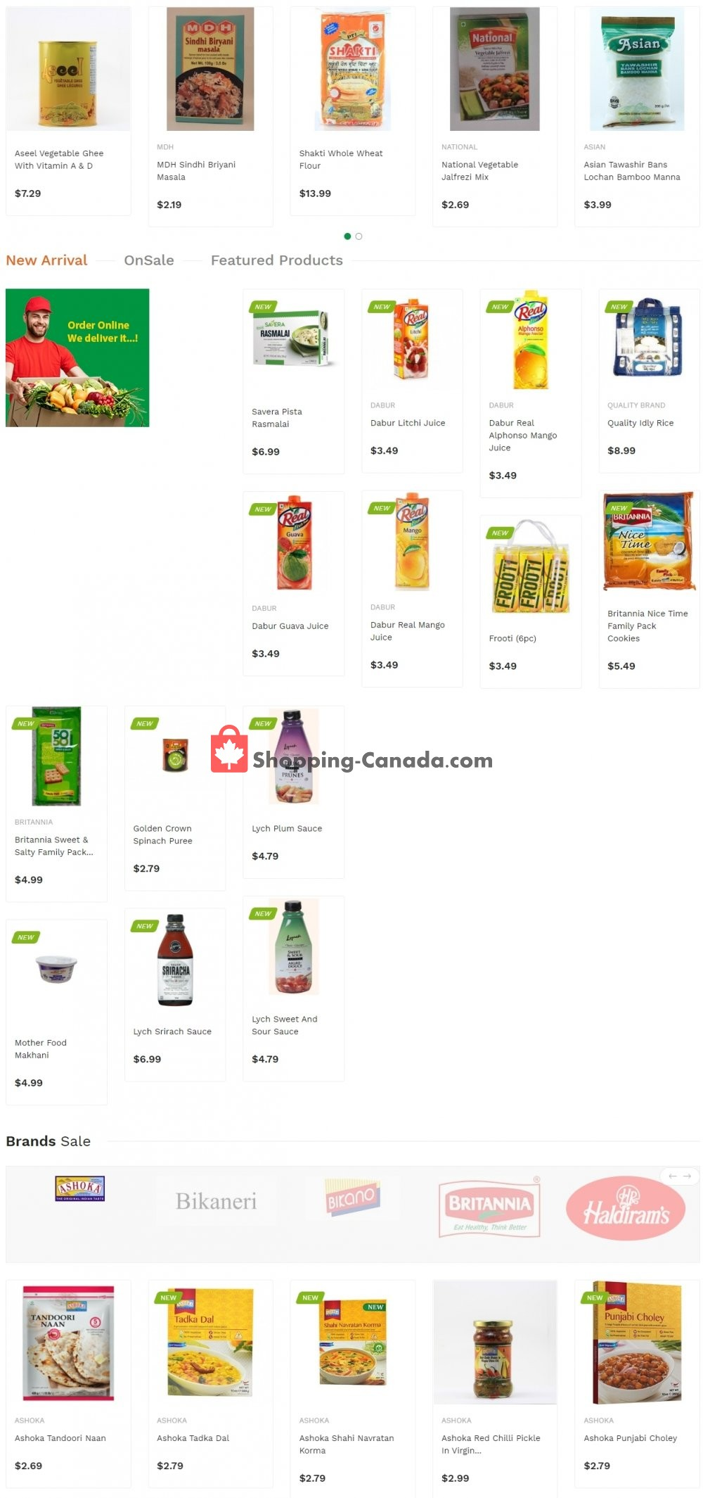 Flyer Asian Food Centre Canada - from Tuesday July 28, 2020 to Monday August 3, 2020