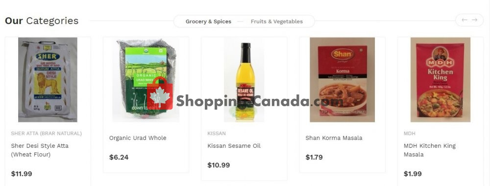 Flyer Asian Food Centre Canada - from Tuesday June 2, 2020 to Monday June 8, 2020
