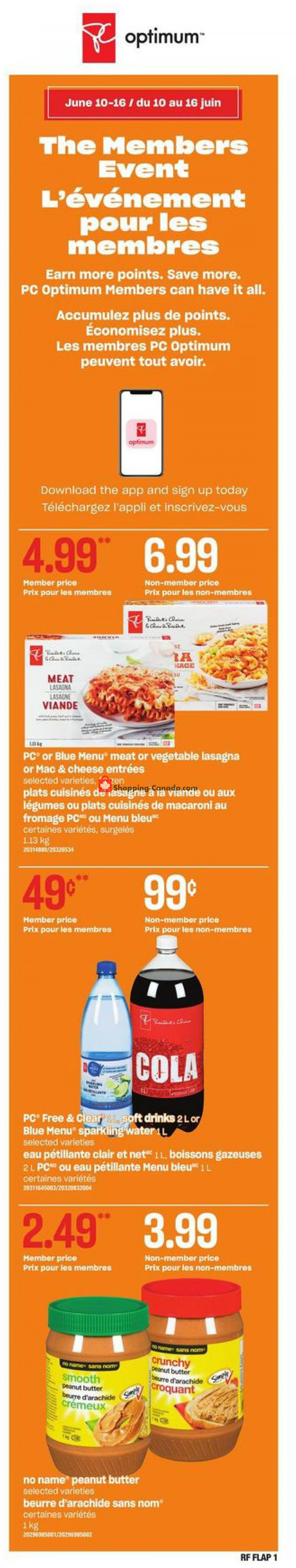 Flyer Atlantic Superstore Canada - from Thursday June 10, 2021 to Wednesday June 16, 2021