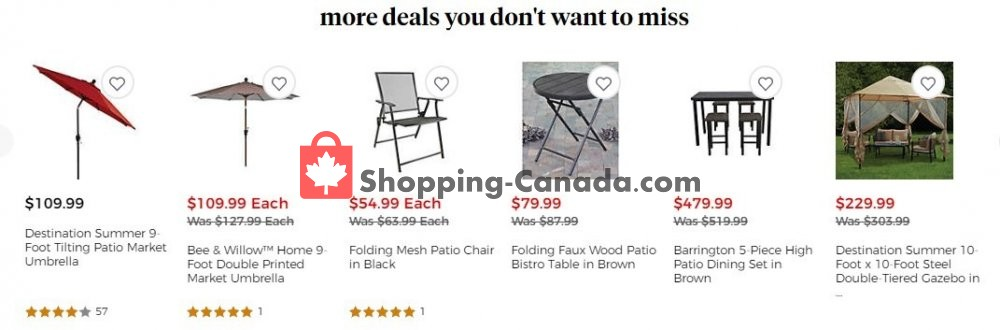 Flyer Bed Bath & Beyond Canada - from Wednesday April 22, 2020 to Tuesday April 28, 2020