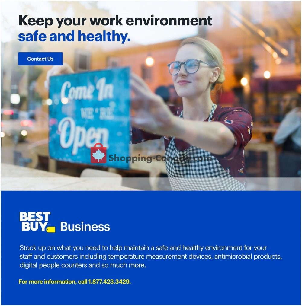 Best Buy Canada Flyer Boxing Day In Summer Sale On June 26 July 2 2020 Shopping Canada