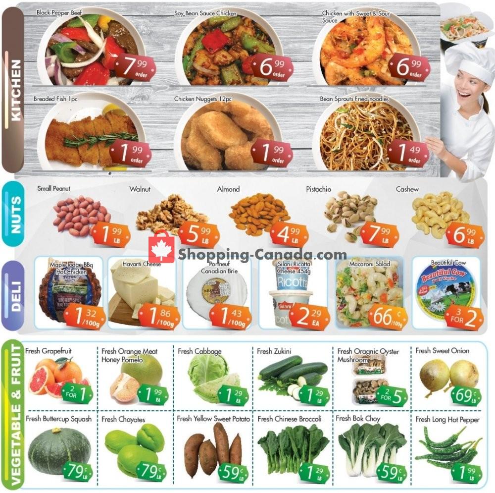 Flyer Bestco Food Mart Canada - from Friday January 10, 2020 to Thursday January 16, 2020