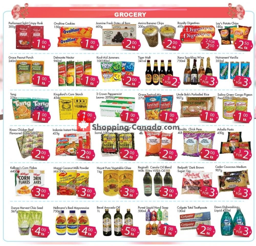 Flyer Bestco Food Mart Canada - from Friday September 6, 2019 to Thursday September 12, 2019