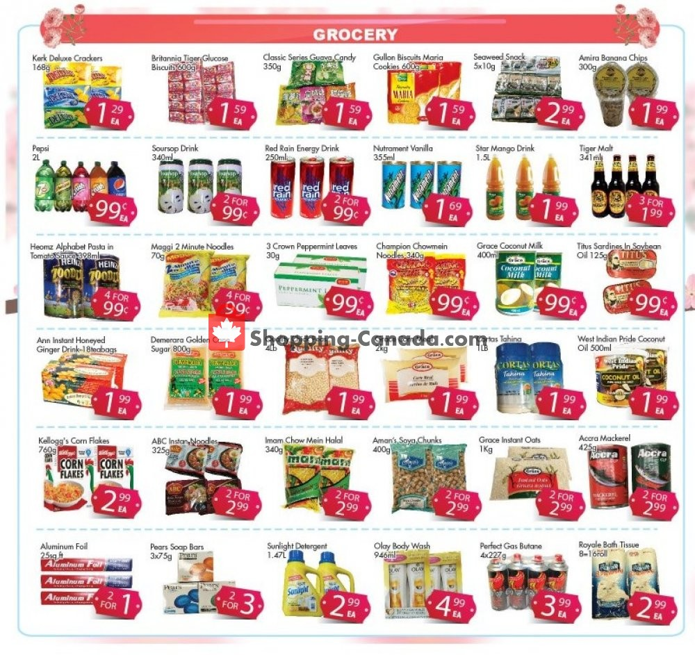 Flyer Bestco Food Mart Canada - from Friday August 9, 2019 to Thursday August 15, 2019