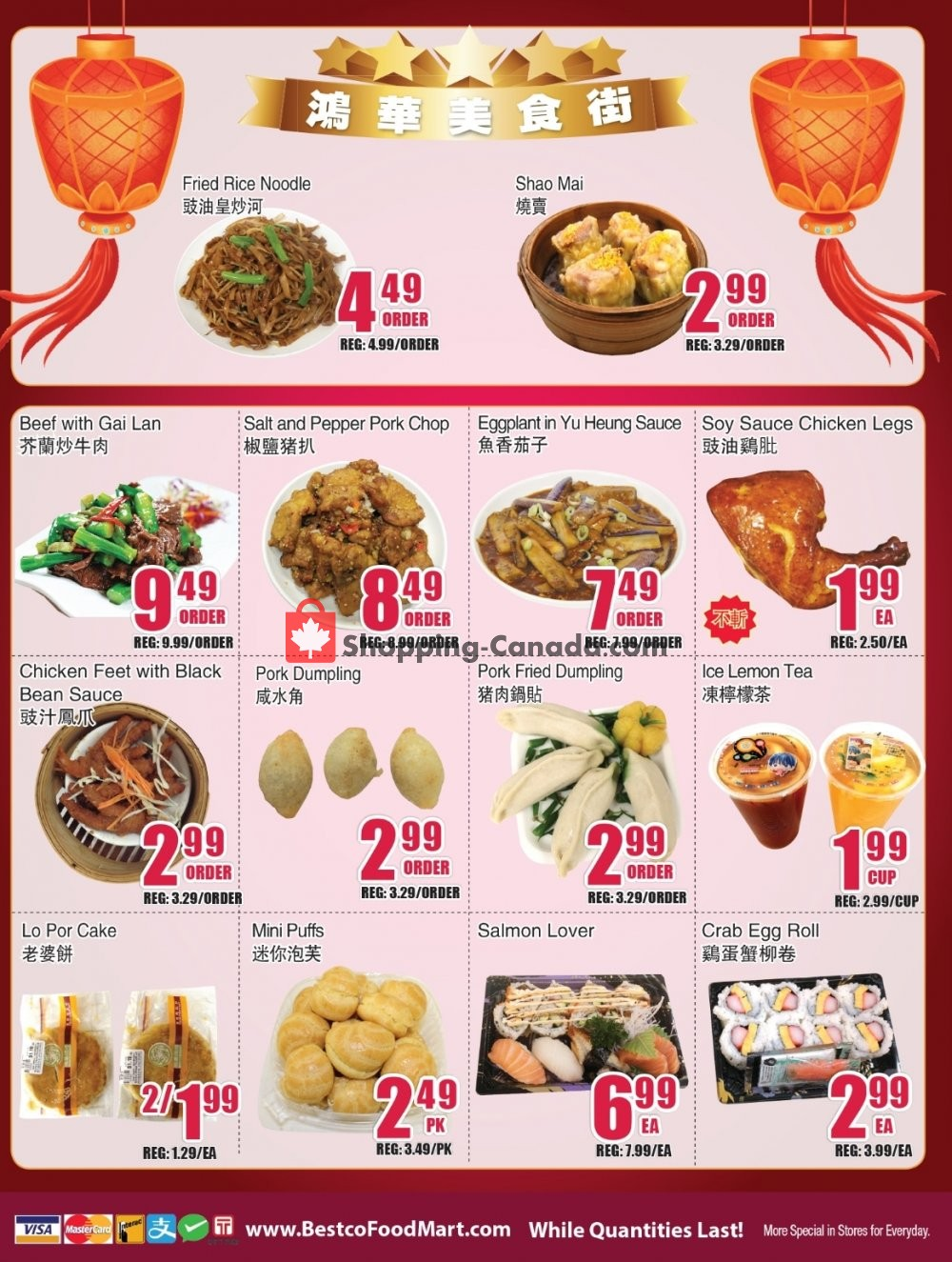 Flyer Bestco Food Mart Canada - from Friday September 6, 2019 to Thursday September 12, 2019