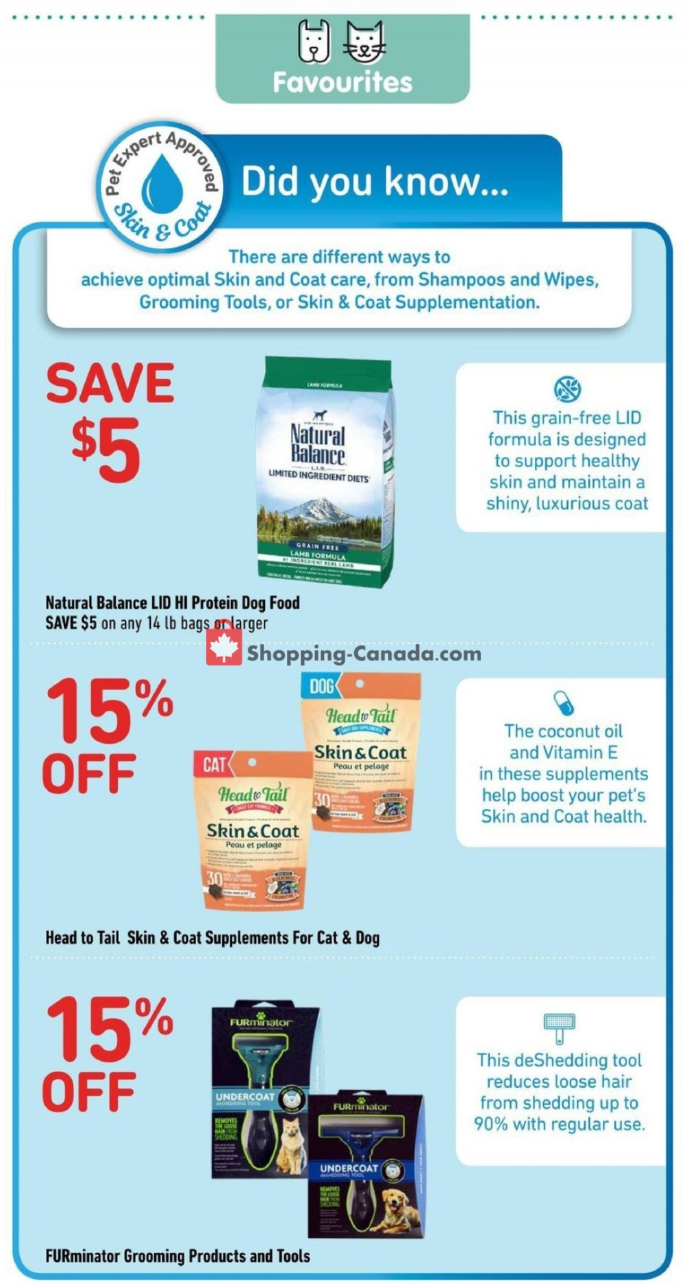 Flyer Bosley's Canada - from Thursday September 5, 2019 to Sunday September 15, 2019