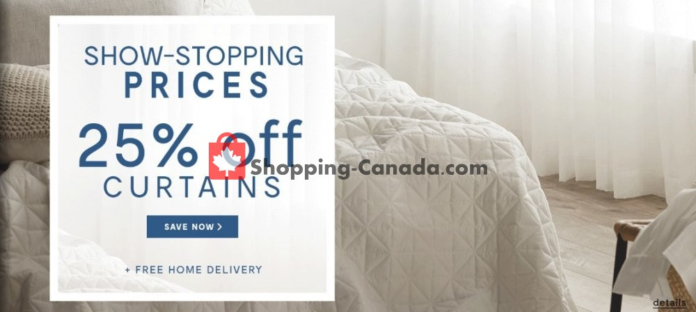 Flyer Bouclair Canada - from Saturday May 4, 2019 to Friday May 10, 2019