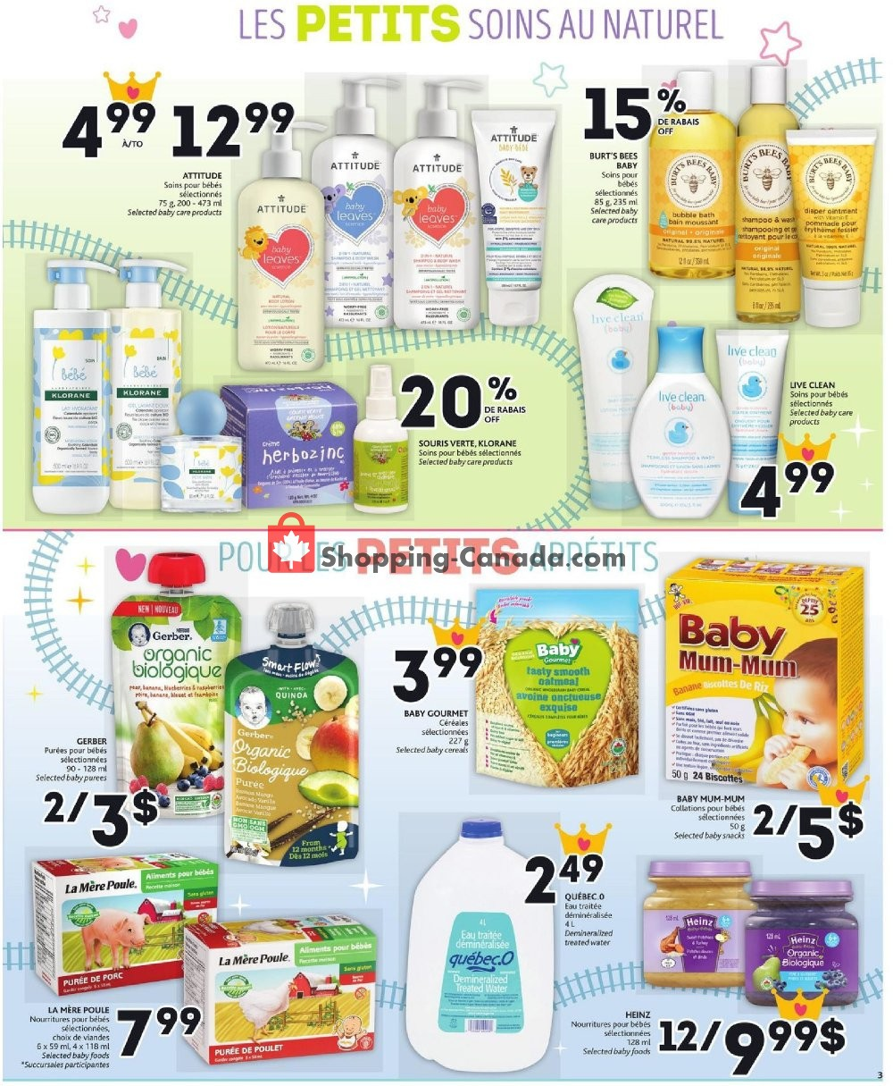 Flyer Brunet Canada - from Thursday January 16, 2020 to Wednesday January 22, 2020