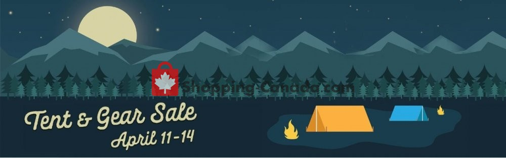 Flyer Campers Village Canada - from Thursday April 11, 2019 to Sunday April 14, 2019