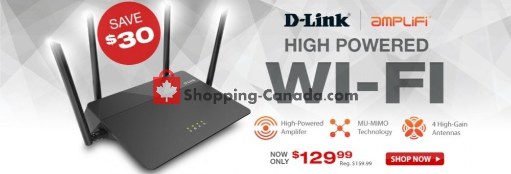 Flyer Canada Computers Canada - from Friday April 12, 2019 to Thursday April 18, 2019