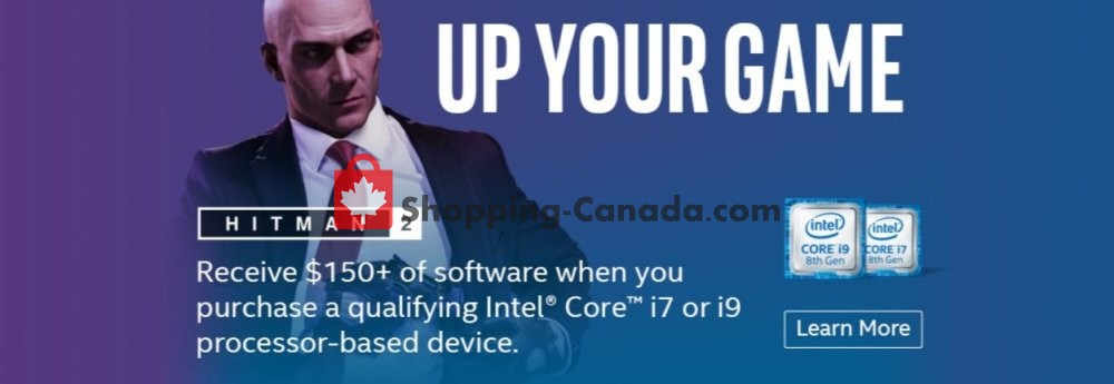 Flyer Canada Computers Canada - from Friday May 3, 2019 to Thursday May 9, 2019