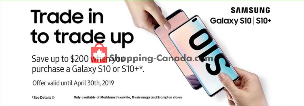 Flyer Canada Computers Canada - from Friday April 12, 2019 to Tuesday April 30, 2019