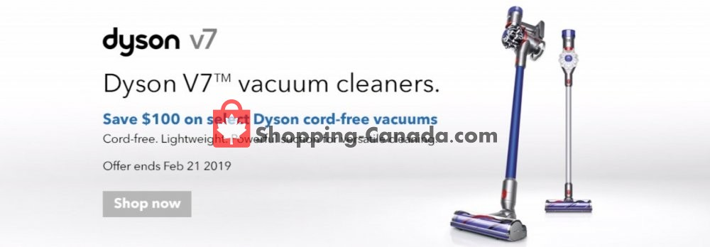 Flyer Canada Computers Canada - from Friday February 15, 2019 to Thursday February 21, 2019
