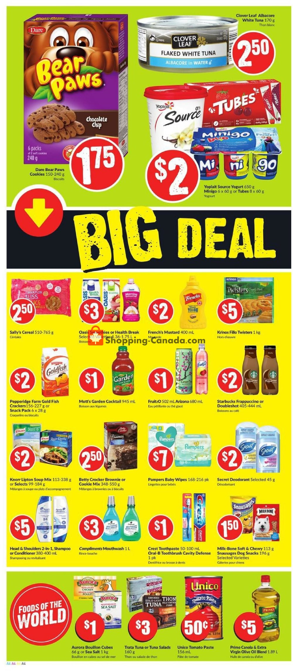 Flyer Chalo FreshCo Canada - from Thursday January 16, 2020 to Wednesday January 22, 2020