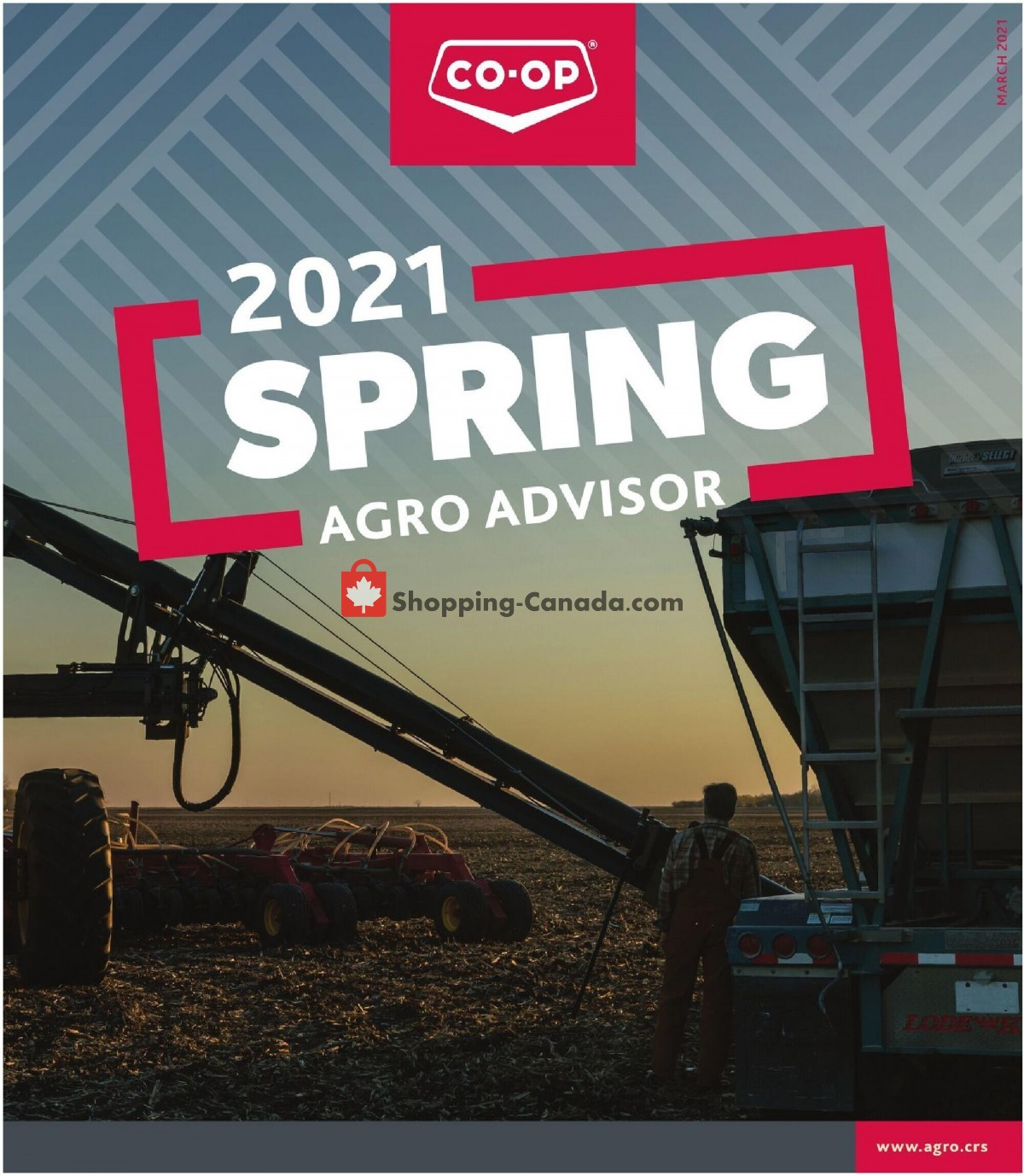 Flyer Co-op Canada - from Tuesday February 9, 2021 to Friday May 21, 2021