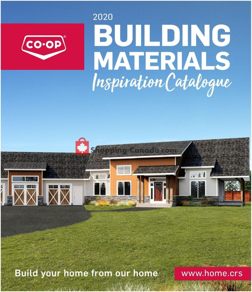 Flyer Co-op Canada - from Thursday April 16, 2020 to Tuesday June 30, 2020