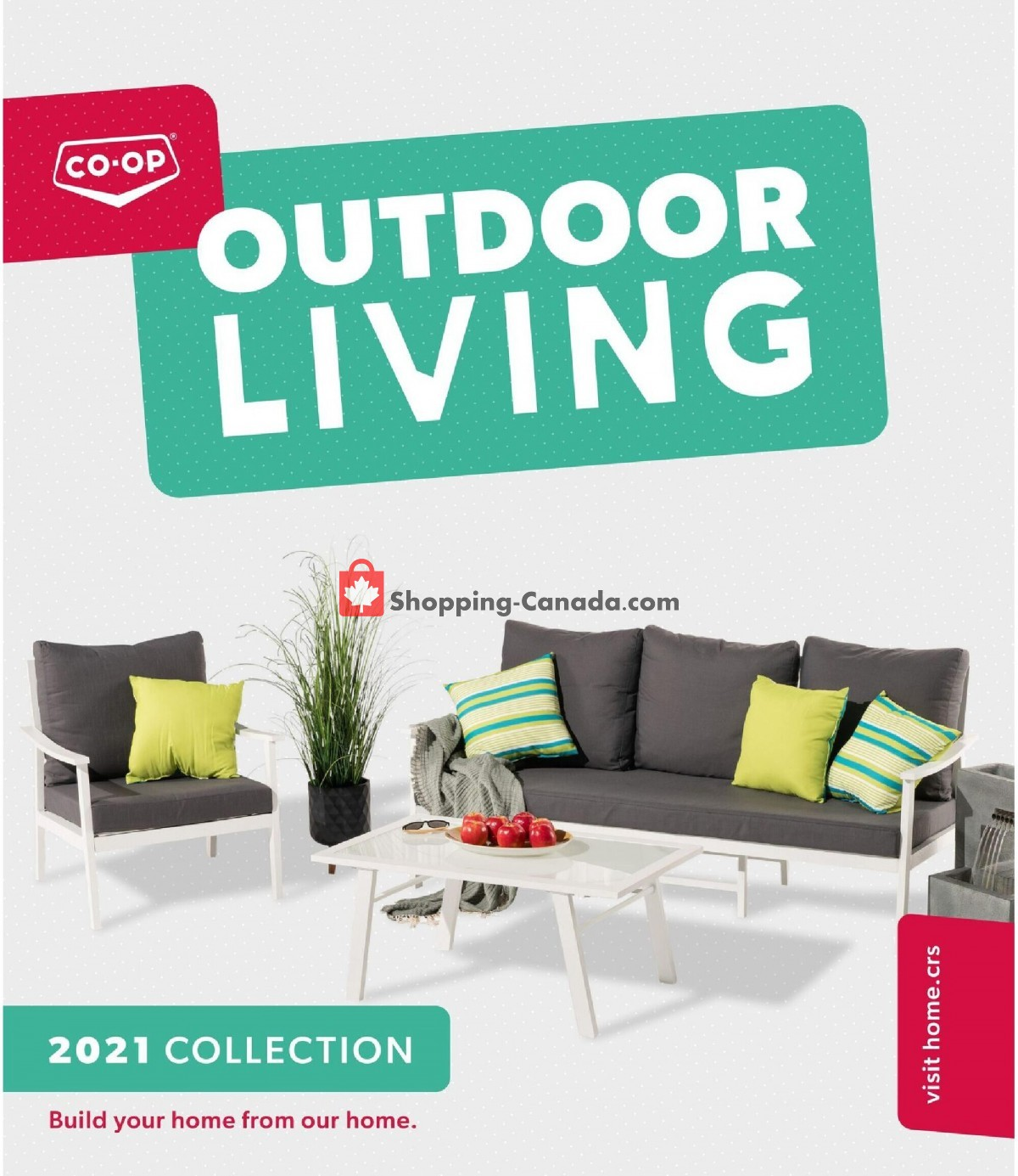 Flyer Co-op Canada - from Thursday April 1, 2021 to Wednesday May 26, 2021