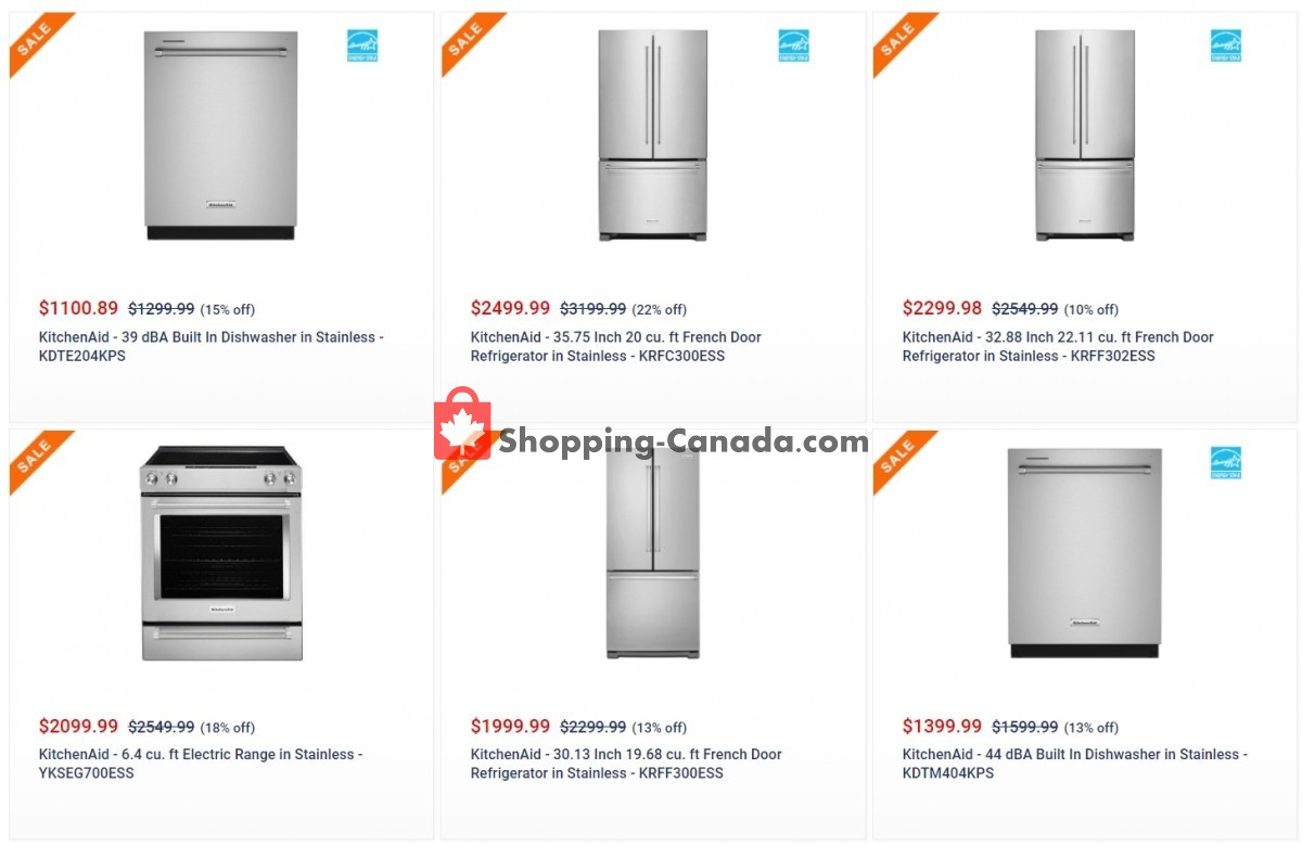 Flyer Coast Appliances Canada - from Wednesday June 2, 2021 to Wednesday June 23, 2021