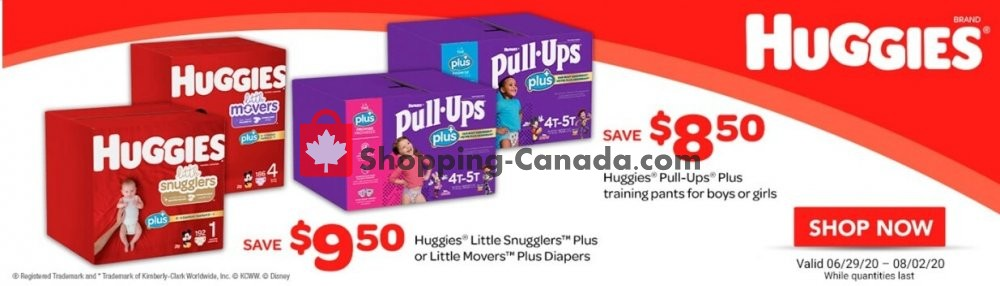 Flyer Costco Canada - from Monday June 29, 2020 to Sunday August 2, 2020
