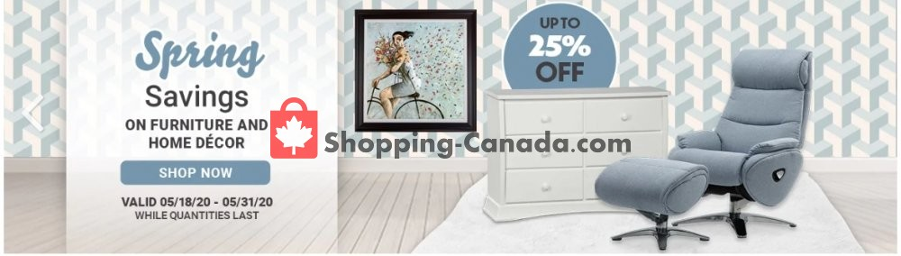 Flyer Costco Canada - from Monday May 18, 2020 to Sunday May 31, 2020