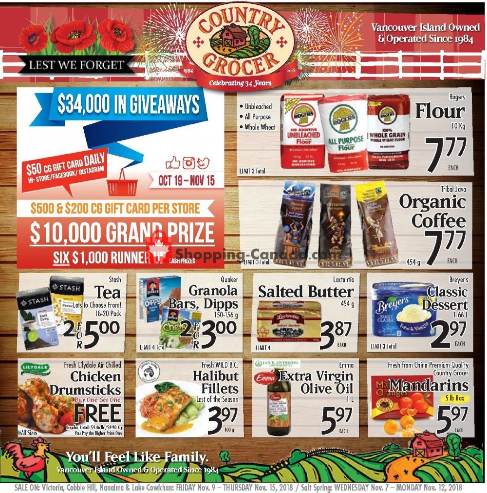 country grocer flyer cobble hill pdf