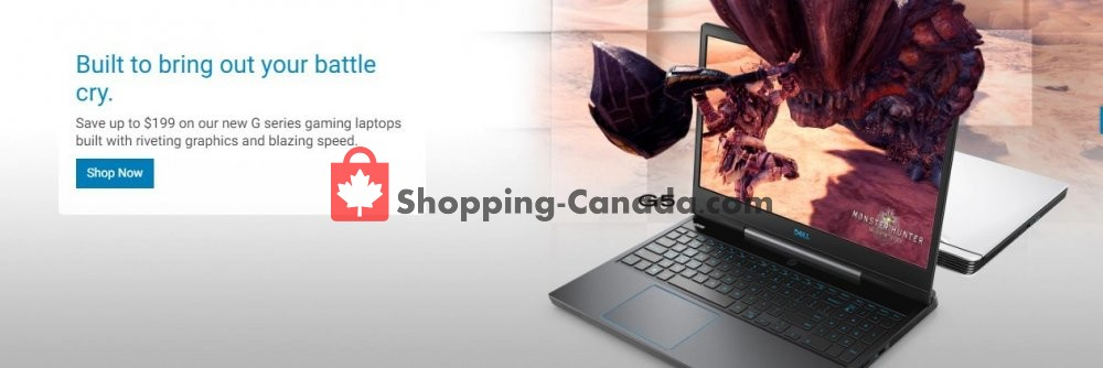 Flyer Dell Canada - from Saturday March 9, 2019 to Friday March 15, 2019