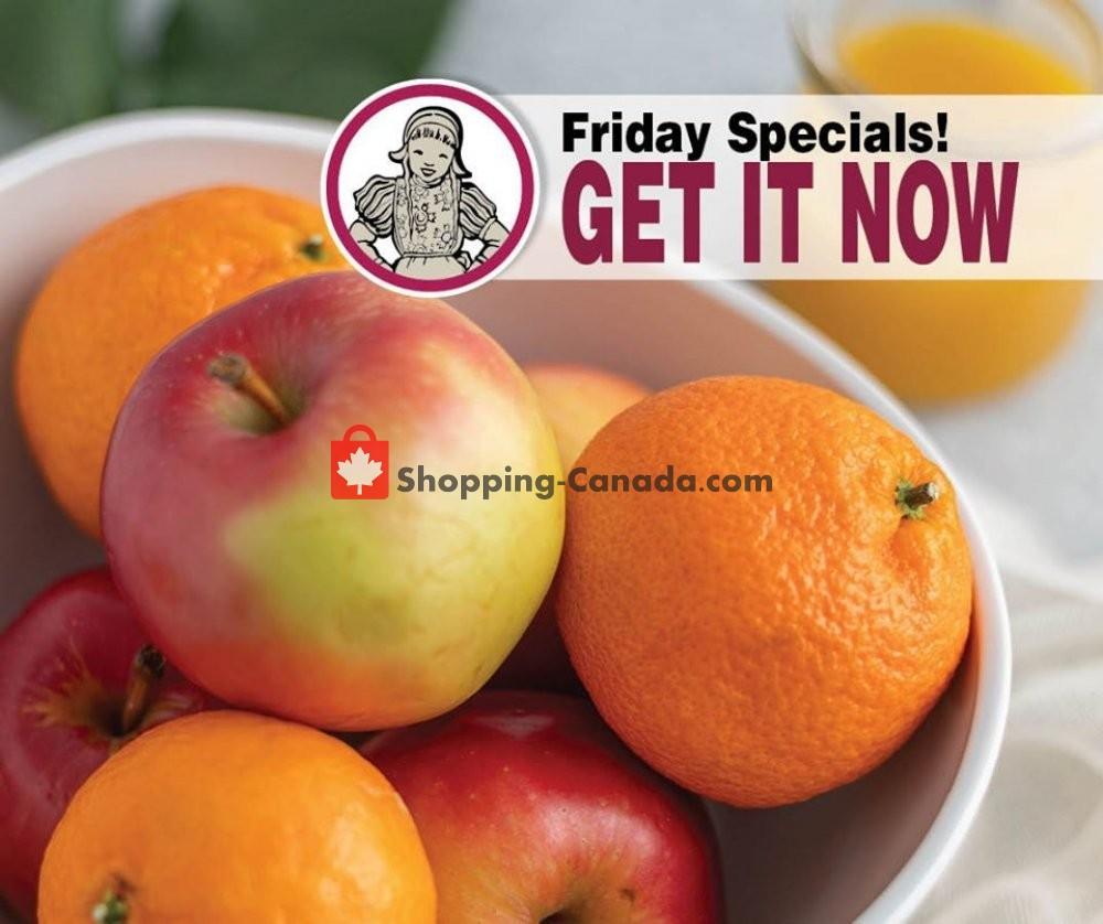Flyer Dutchie's Fresh Market Canada - from Friday January 31, 2020 to Friday January 31, 2020