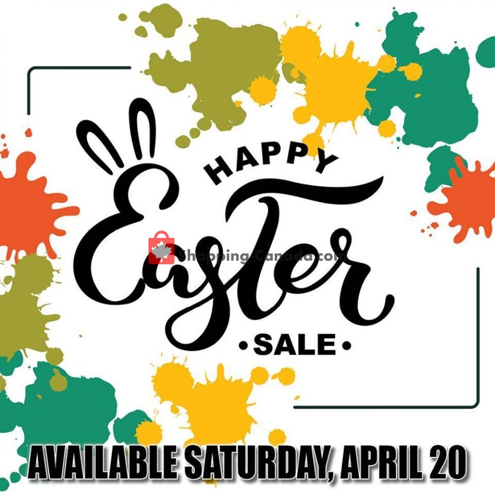 Flyer Dutchie's Fresh Market Canada - from Saturday April 20, 2019 to Saturday April 20, 2019
