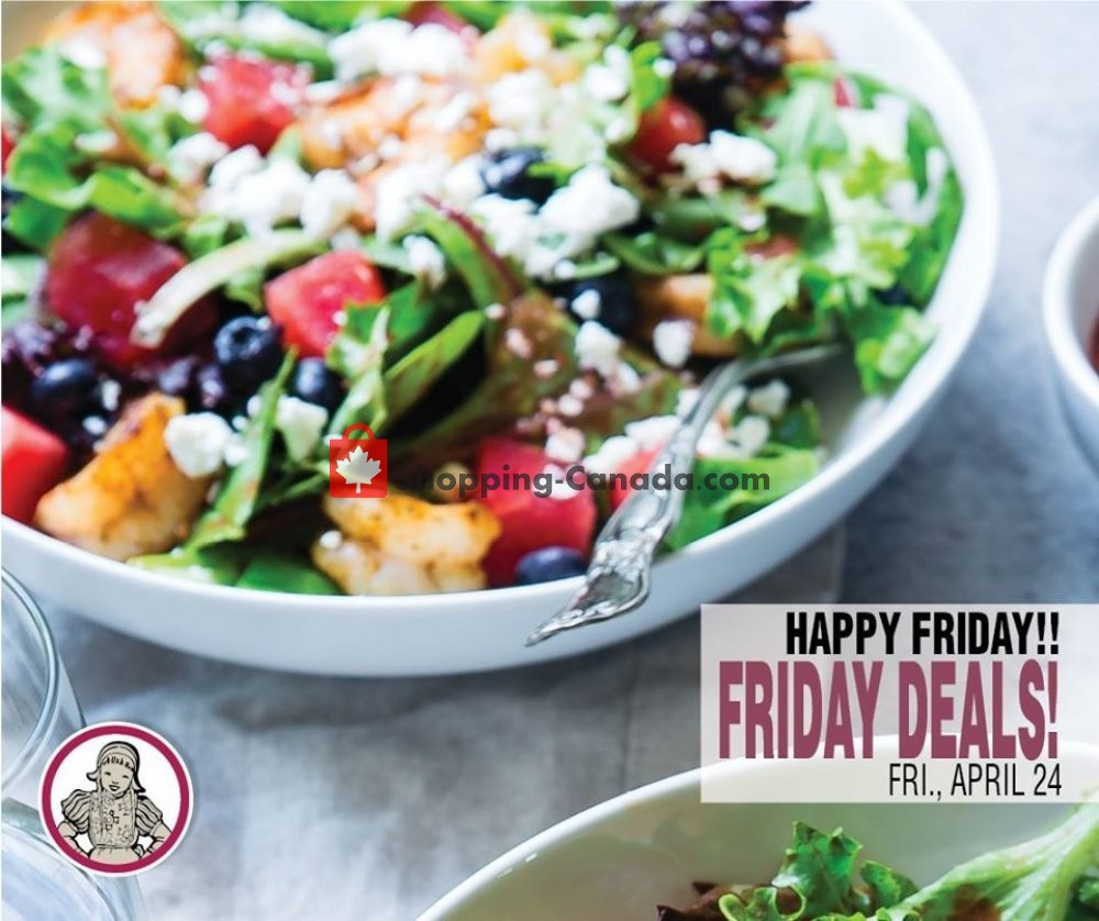Flyer Dutchie's Fresh Market Canada - from Friday April 24, 2020 to Friday April 24, 2020
