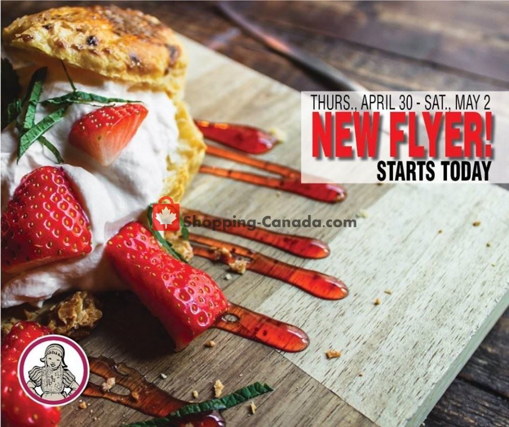 Flyer Dutchie's Fresh Market Canada - from Thursday April 30, 2020 to Saturday May 2, 2020