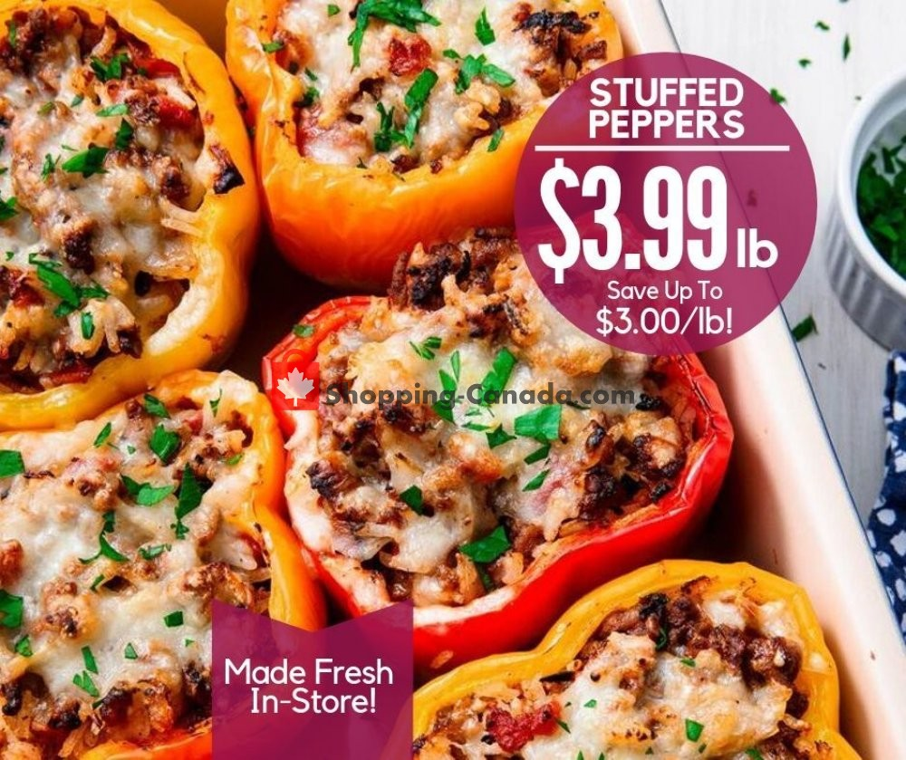 Flyer Dutchie's Fresh Market Canada - from Saturday October 5, 2019 to Saturday October 5, 2019