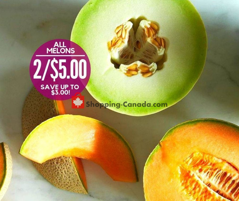 Flyer Dutchie's Fresh Market Canada - from Wednesday July 24, 2019 to Wednesday July 24, 2019