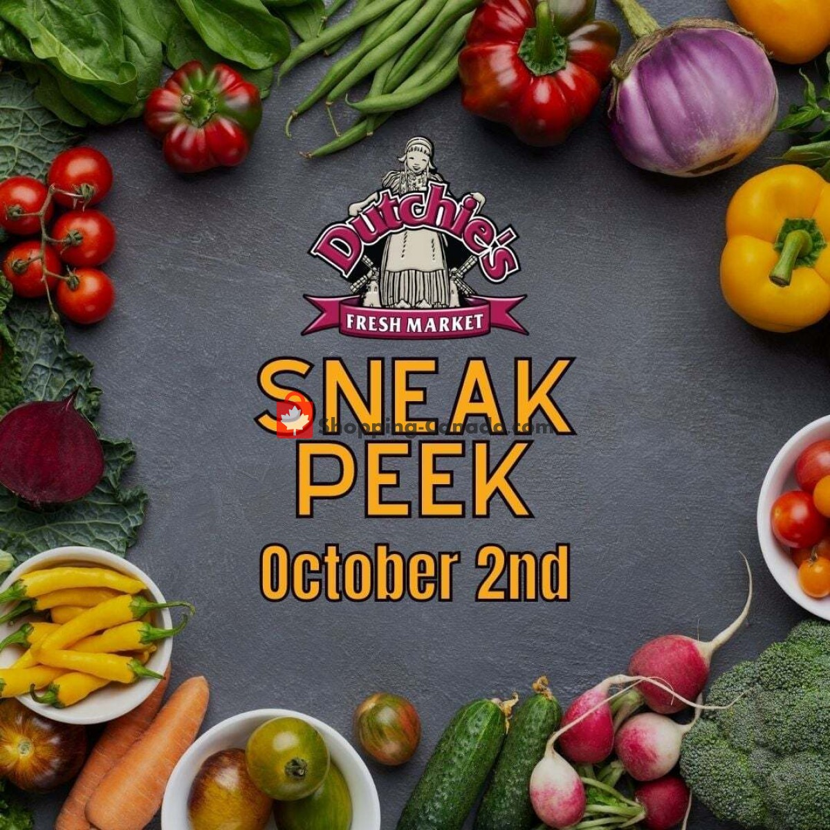 Flyer Dutchie's Fresh Market Canada - from Saturday October 2, 2021 to Saturday October 2, 2021