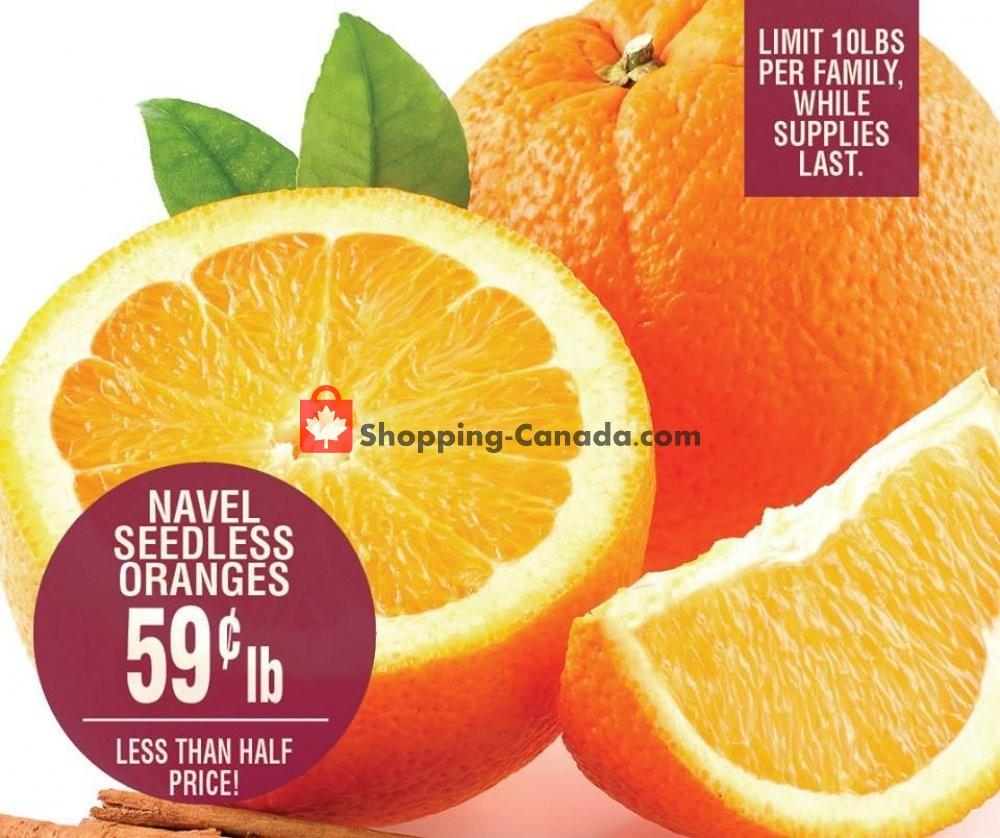 Flyer Dutchie's Fresh Market Canada - from Tuesday January 14, 2020 to Tuesday January 14, 2020
